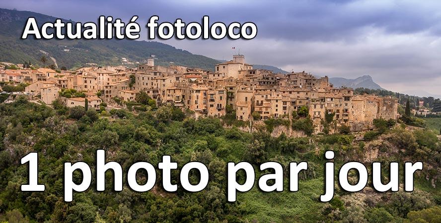 actualité fotoloco 1 photo par jour
