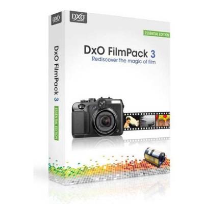 DxO Filmpack 3 Win/Mac gratuit!