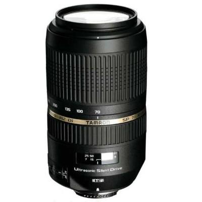 Tamron Objectif SP AF 70-300mm F/4-5,6 Di VC USD - Monture Canon vente flash Amazon aujourd'hui seulement