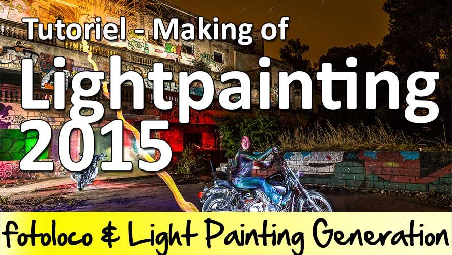 tuto lightpainting