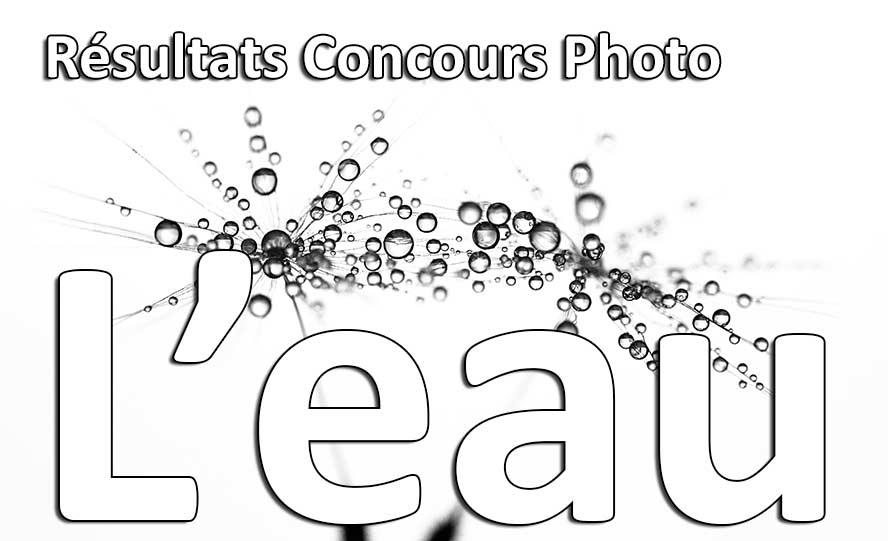 resultats concours photo eau