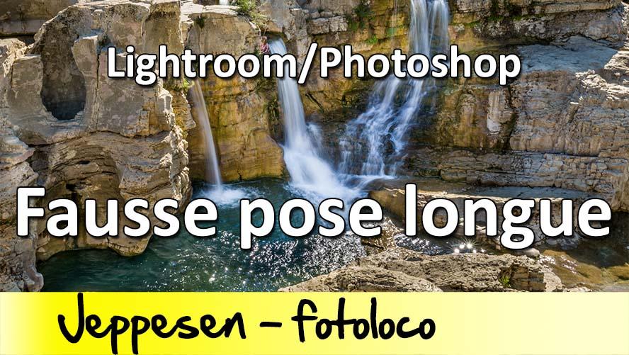 Comment photographier une pose longue sans trépied