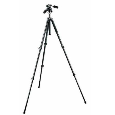 Manfrotto MK294A3-D3RC2 Grand Kit Photo Trépied Aluminium Vente Flash @ Amazon