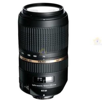 TAMRON SP 70-300 mm f/4-5.6 Di VC USD Montures Canon, Nikon, Sony @ Miss Numérique