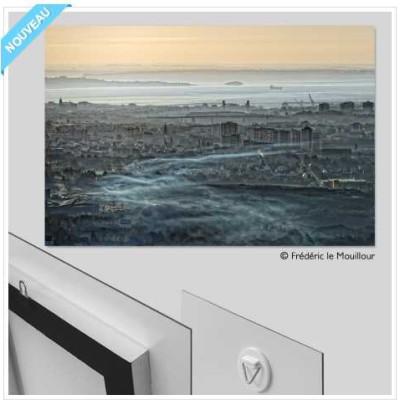 Tirage photo papier Canson 30 x 45 cm sur alu Dibond @ Tirages d'exposition
