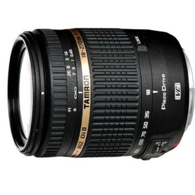Tamron Objectif 18-270mm F/3,5-6,3 Di II VC PZD Canon Nikon Sony Vente Flash 17h30 @ Amazon.fr