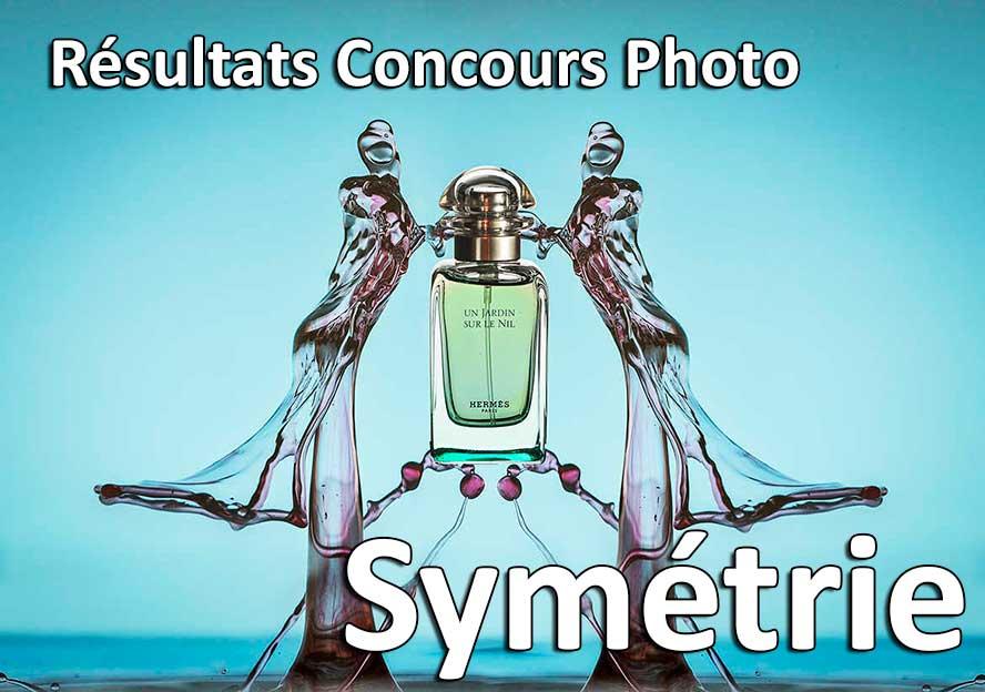 resultat concours photo symétrie