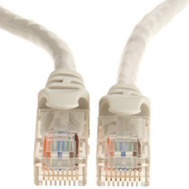 AmazonBasics Cable ethernet RJ45 cat5 de 4-2 m @ Amazon.fr