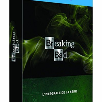 Breaking Bad - Integrale de la serie [Edition Collector] @ Amazon.fr