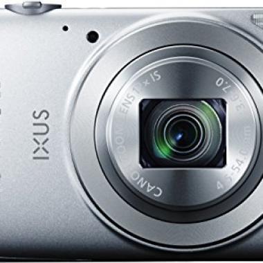 """Canon Ixus 170 Appareil photo numerique compact 20 Mpix Ecran LCD 2-7"""" Zoom optique 12X Argent @ Amazon.fr"""