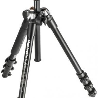 Manfrotto Trepied 290B Befree MKBFRA4-BH Compact et leger @ Amazon.fr