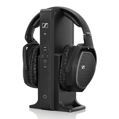 Sennheiser RS 175 Casque Sans fil Noir @ Amazon.fr
