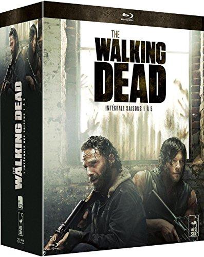 The Walking Dead - L'integrale des saisons 1 a 5 [Blu-ray] @ Amazon.fr