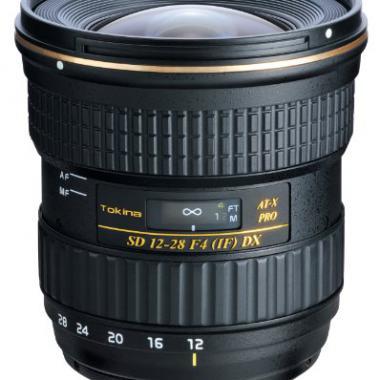 Tokina AT-X 1228 Objectif Pro DX  pour Nikon 12-28 mm @ Amazon.fr