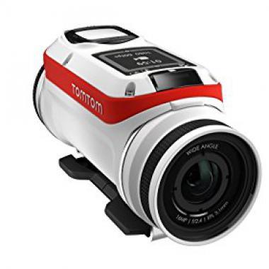 TomTom Bandit Camera d'action Pack Premium (1LB0.001.01) @ Amazon.fr