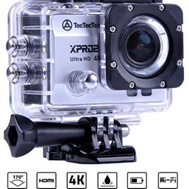 Camera 4K Ultra HD TecTecTec XPRO2 @ Amazon.fr