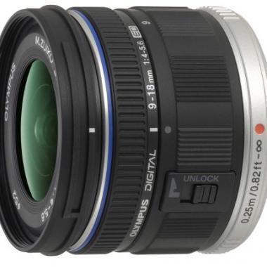 Olympus Objectif EZ-9 18 mm F/4-5.6 Noir @ Amazon.fr
