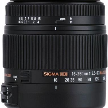 Sigma 18-250mm F3.5-6.3 DC Mac @ Grosbill