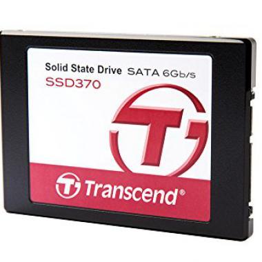 Transcend SSD Interne SATA III 128 Go 2-5'' avec Adaptateur 3-5'' TS128GSSD370S @ Amazon.fr