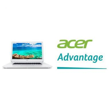 "Chromebook 15"" Acer + Extension de garantie 3 ans @ Amazon.fr"