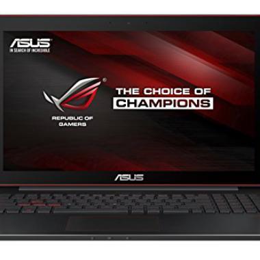 """PC Portable Gamer  Asus ROG 15,6"""" - Intel Core i7 - 16 Go de RAM - Disque dur 1 To + SSD 128 Go - GTX960M @ Amazon.fr"""