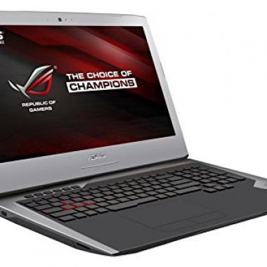 pc portable gamer asus rog 17 3 full hd intel core i7. Black Bedroom Furniture Sets. Home Design Ideas