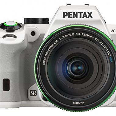 "Pentax K-S2 Appareil photo reflex numerique 3"" (7,62 cm) 20 Mpix Wi-Fi HDMI USB Blanc + Objectif 18-13 5mm WR @ Amazon.fr"