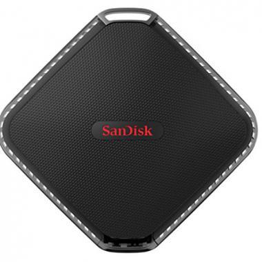SanDisk Extreme 500 de 120 Go SSD Portable @ Amazon.fr