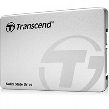 Transcend SSD Interne SATA III 512 Go 2,5'' avec Adaptateur 3,5'' TS512GSSD370S @ Amazon.fr