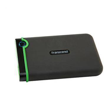 Transcend TS1TSJ25M3AMA Disque dur Externe Antichoc 1To USB 3.0 A sauvegarde automatique StoreJet 2.5 M3 @ Amazon.fr