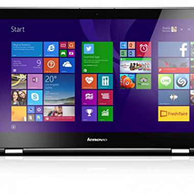 "Ultrabook Lenovo Yoga 500 14"" - Intel Core i3- Tactile @ Amazon.fr"