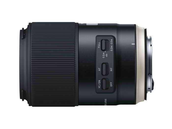 Tamron SP 90mm f/2.8 Macro VC