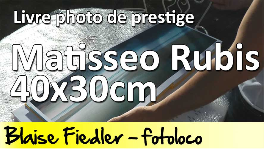 Matisseo Rubis 40x30