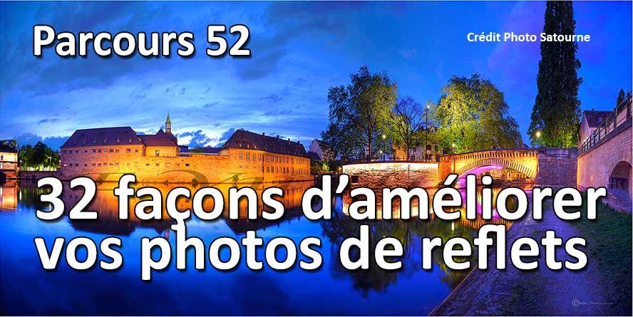 photos reflets reflexion comment