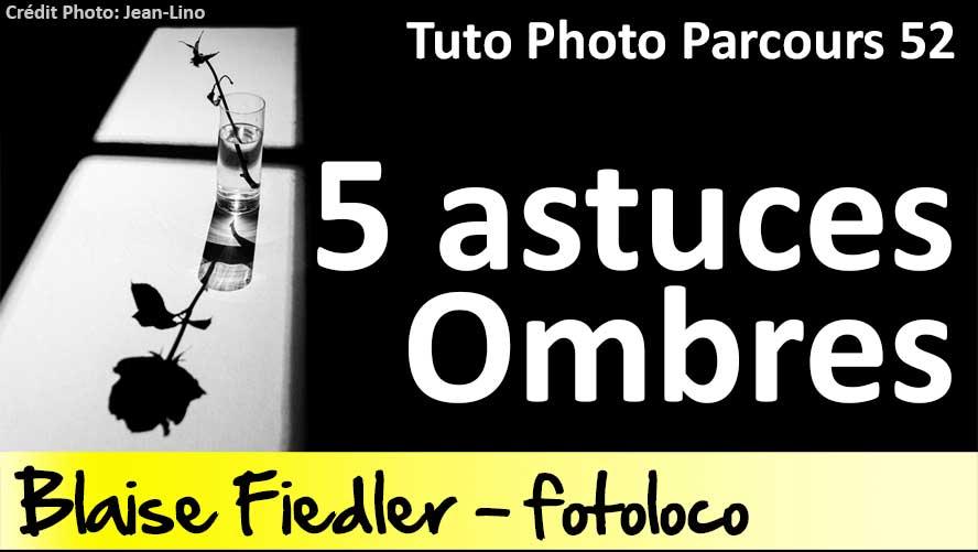 5 façons d'utiliser les ombres en photographie