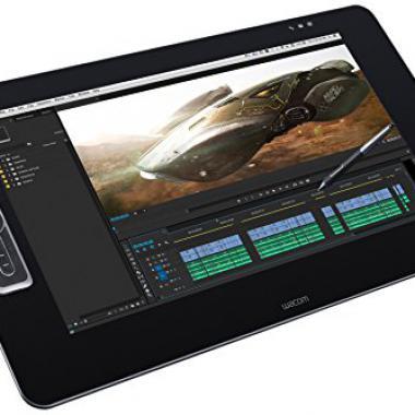Tablette graphique 27'' Wacom Cintiq 27QHD Pen & Touch @ Amazon.fr
