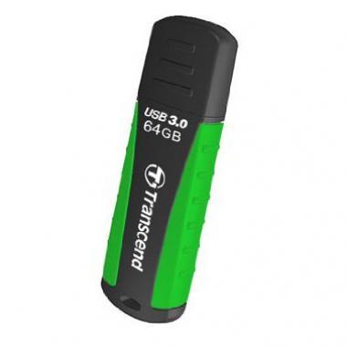 Transcend 64 Go Cle USB 3.0 Antichoc JetFlash 810 Vert TS64GJF810 @ Amazon.fr