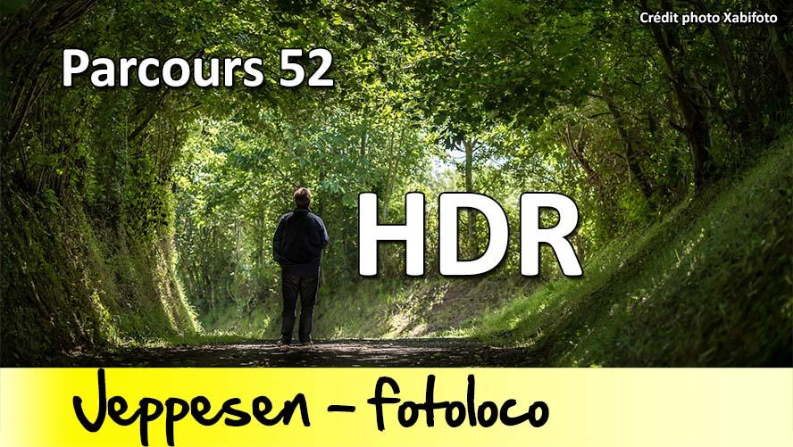 Techniques de HDR