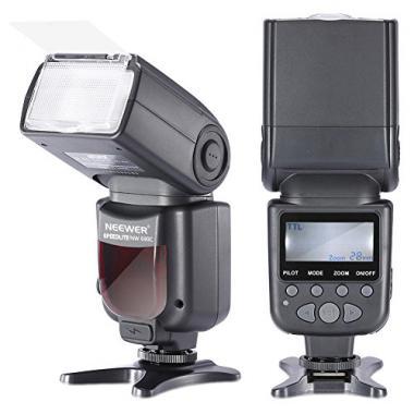 Neewer NW565EX I-TTL Flash Esclave Speedlite Kit pour Nikon DSLR, Comprend: (2) Flash TTL+ (1) 2.4G D?clencheur sans fil+ (2)Diffuseurs + C1/C3 C?bles +(2)Capuchon d'Objectif @ Amazon.fr