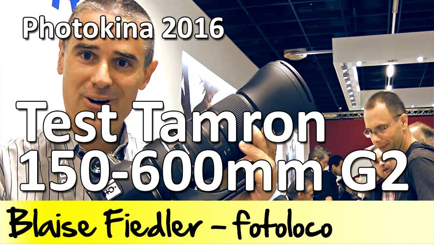 Tamron 150 600 g2 test teleconvertisseur