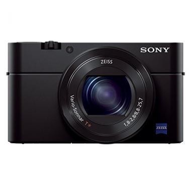 Sony DSC-RX100M3 Appareil Photo Expert Large Capteur 1'' CMOS Exmor R, 20,1 Mpix, Optique Lumineuse, Viseur Integre @ Amazon.fr