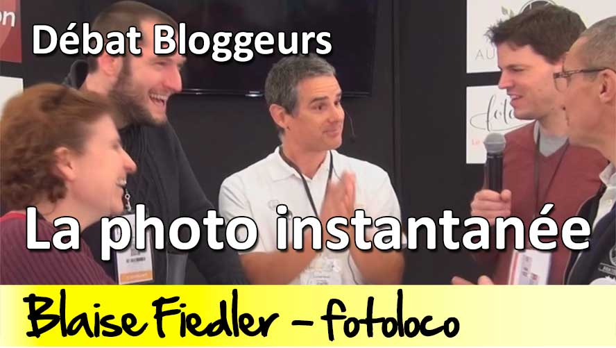 debat bloggeurs photo instantanee