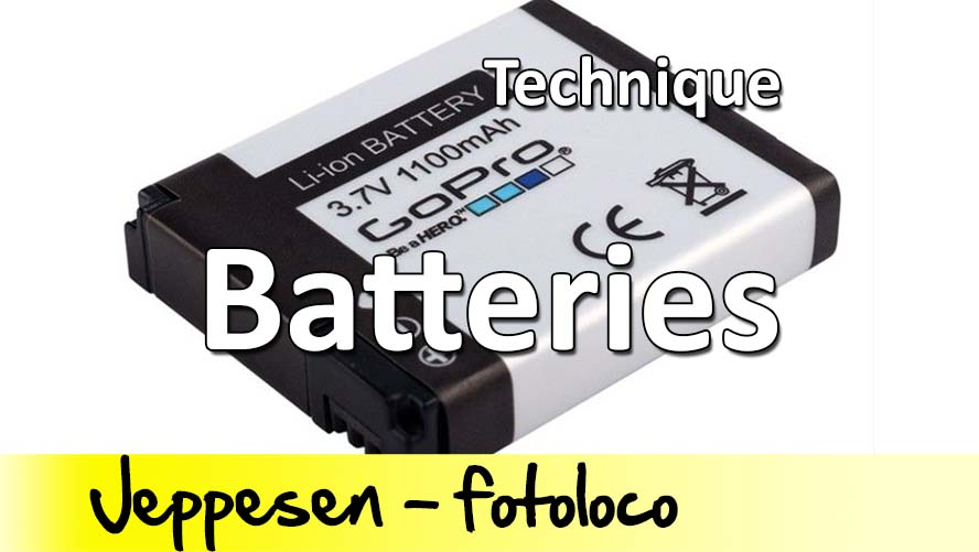 batteries photo comment ca marche