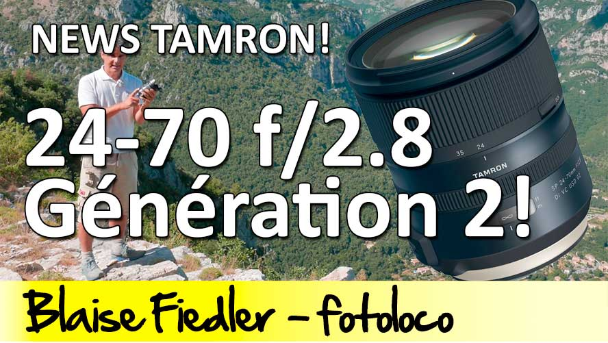 Tamron SP 24-70mm f/2,8 Di VC USD G2 comparison G1 A007
