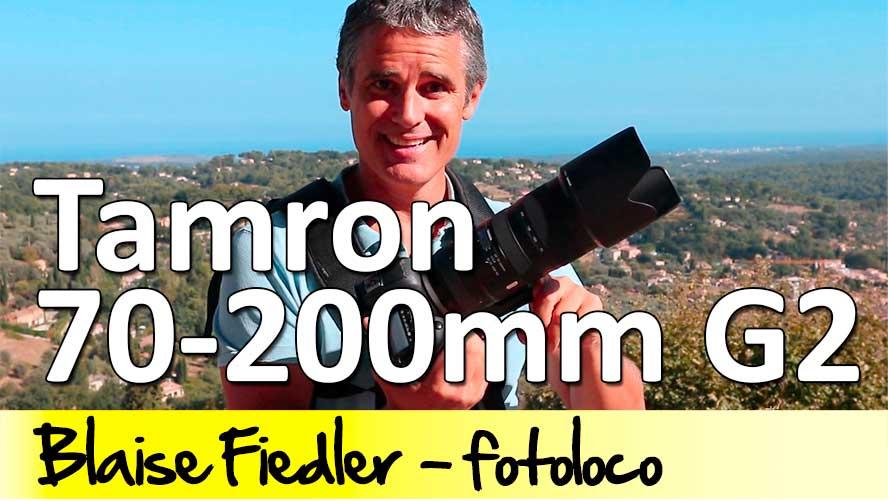 Tamron 70-200mm f/2.8 VC USD G2