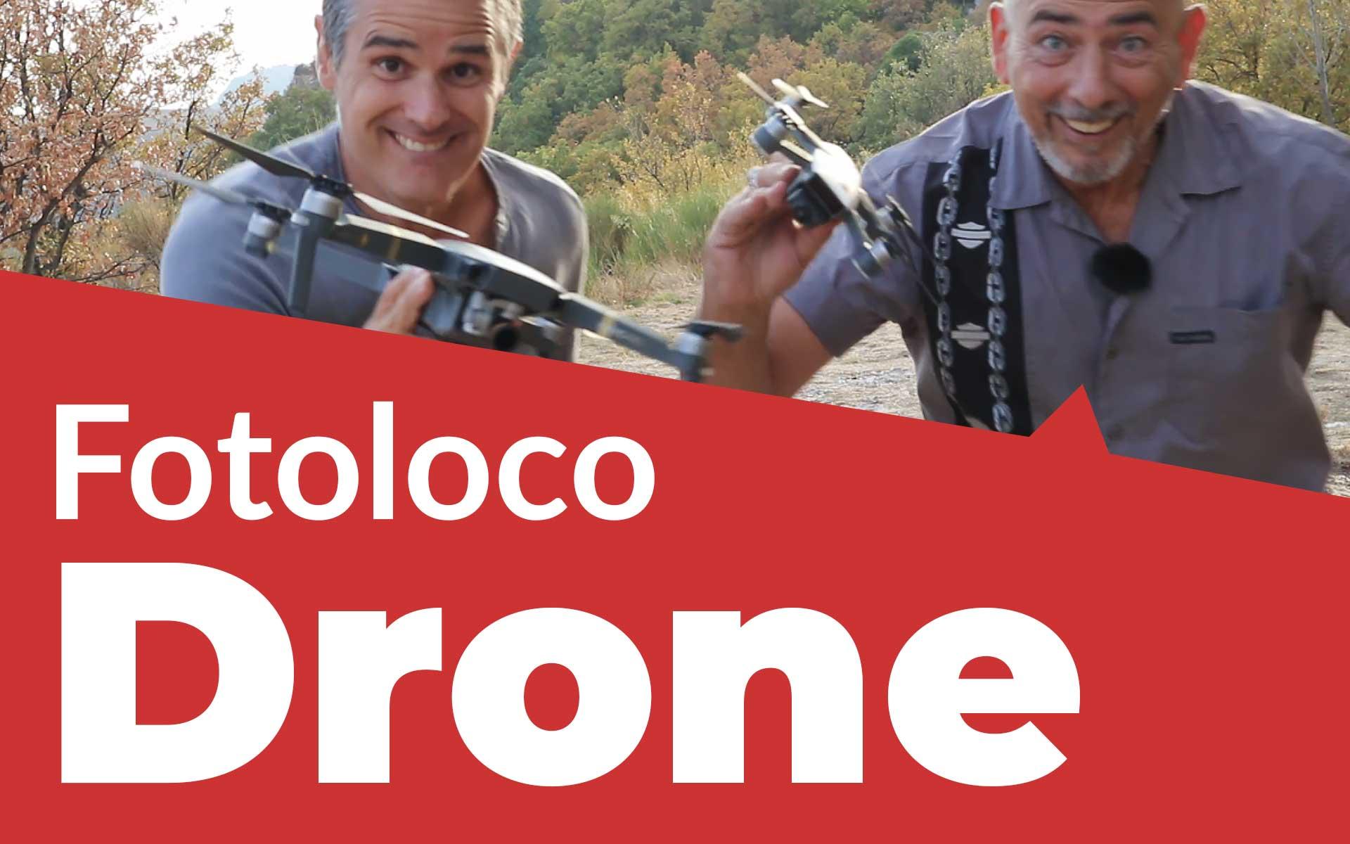 La formation fotoloco Drone de loisir : j'apprends à piloter, filmer et photographier