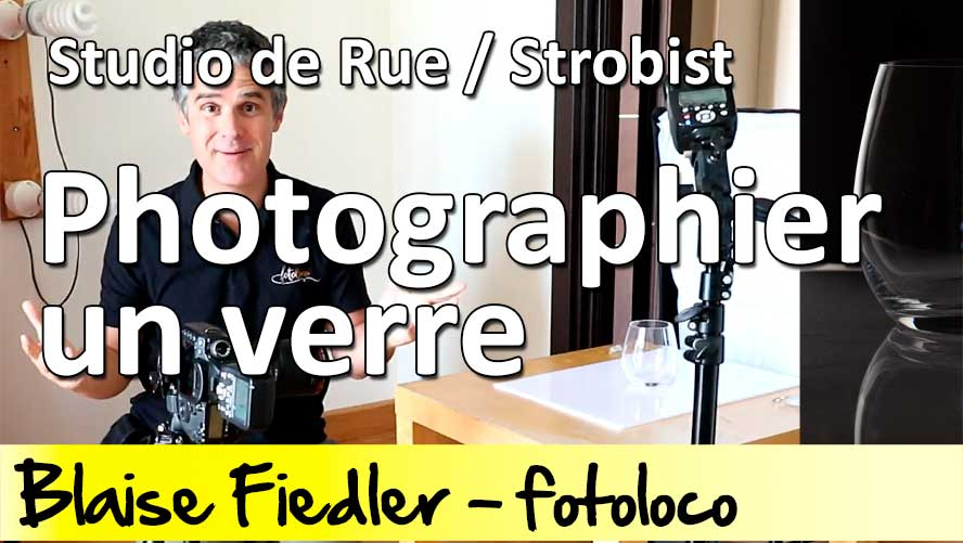 photographier un verre tuto photo