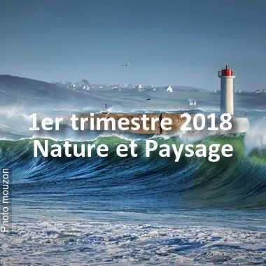 fotoduelo 1er trimestre 2018 - Nature et Paysage