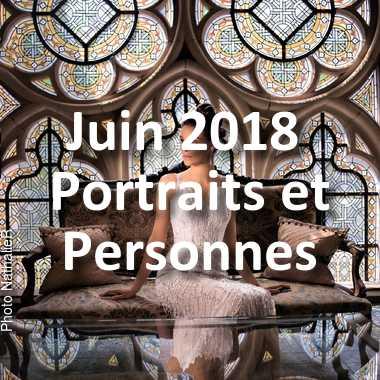fotoduelo Juin 2018 - Portraits et Personnes