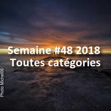 fotoduelo Semaine #48 2018 - Toutes catégories